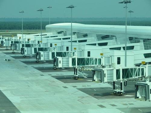 Tidur di Bandara KLIA2, Bandara Baru Kuala Lumpur   Chocky