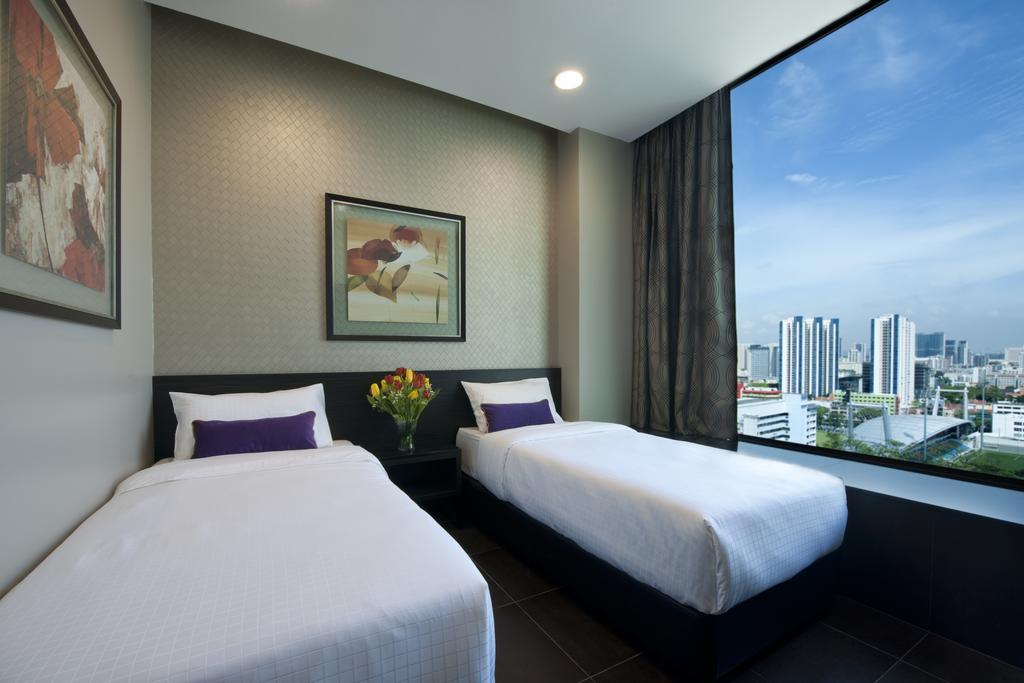 6 Hotel Murah di dekat Bugis Street Singapore | Hotelspore