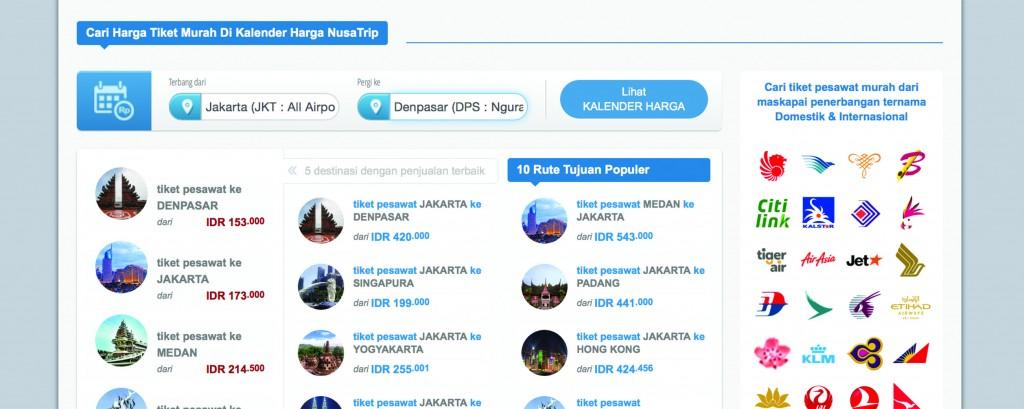 Nusatrip Blog Travel Online Domestik Internasional Harga