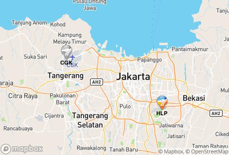 Denpasar Bali Ke Jakarta Tiket Pesawat Dps Hlp Tiket Murah Dari Idr 287 659