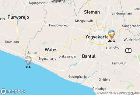 Pontianak Ke Yogyakarta Tiket Pesawat Pnk Jog Tiket Murah Dari Idr 361 228